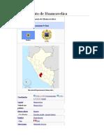 Departamento de Huancavelica