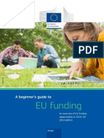 Beginners Guide To EuFunding