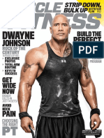 Muscle & Fitness Australia - January 2016