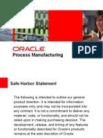 SCM Process Manufacturing