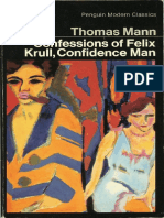 Mann, Thomas - Confessions of Felix Krull, Confidence Man (Penguin, 1970)