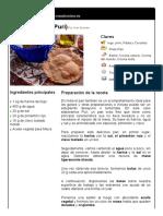 Pan Indio Frito (Puri)
