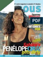 63. Cineplex Magazine March 2005