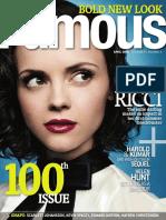 100. Cineplex Magazine April 2008