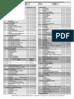 Checklist Inspeção Veicular DETRAN