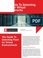 The Guide To Selecting Flash for Virtual Environments