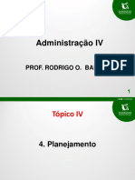 10-04-15 - Damasio - Adm Geral e Publica - Aulas 4 e 5 - Prof Rodrigo Barbati