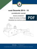 1.Jurisdicción Social_ Organigrama