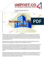 DIPA, Gerbang Desa Saburai, Dan Ketimpangan Ekonomi