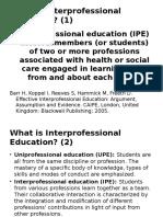 InterProfession-Education.pptx