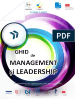 Ghid de Management Si Leadership