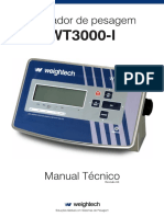 Manual Técnico WT 3000-l