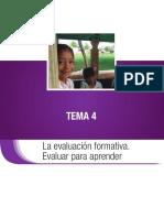 La Evaluación Formativa_Evaluar Para Aprender