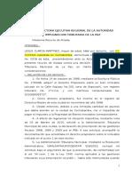 Recurso de Alzada LPZ