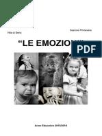 progetto educativo 2015-16