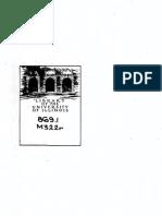 Maqueo Castellanos-La Ruina de La Casona-1921