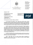 Letter from AG Mills re LePage Criminal Charges