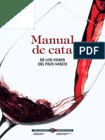 Manual_cata de Los Vinos Pais Vasco