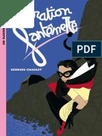 Chaulet Georges - Fantomette 09 - Operation Fantomette
