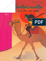 Chaulet Georges - Fantomette 18 - Fantomette a La Mer de Sable