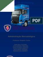 Um Plno de Marketing para a Scania