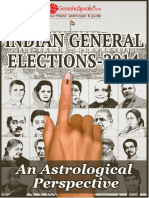 Indian General Elections 2014