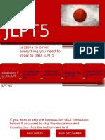 Learning Japanese for JLPT N5