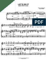 Cole Porter - Lets Do It