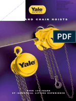 Hand Chain Hoist YL 1008 0807 Opt
