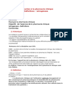 1-Introduction à la pharmacie clinique.docx