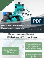 Akuntansi Internasional dan Manajemen Keuangan