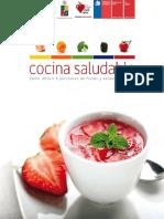 Libro Cocina Saludable 2011