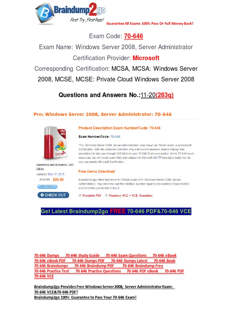 Free mcse download ebook