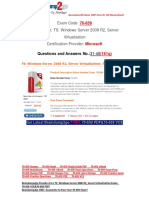 [Braindump2go] 70-659 Study Guide PDF Free Download 31-40