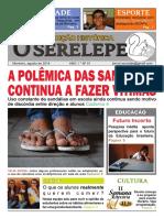Jornal O Serelepe (1ª Edição Completa)