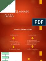 Pengolahan Data Gravity