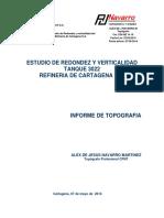 Estudio de Redondez y Verticalidad API 653 Tanque 3022_25!04!2014