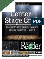 River Cities' Reader - Issue 898 - December 24, 2015