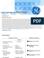 GE Services & Industrial Internet Investor Meeting 100914 FINAL 0