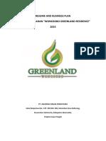 Resume and Business Plan Perumahan