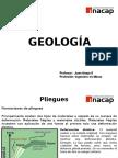 Geología 6 pliegues