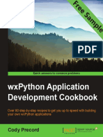 wxPython Application Development Cookbook - Sample Chapter