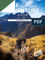 2015 Sta Travel Brochure Latin America
