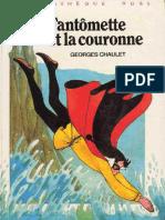 Chaulet Georges - Fantomette 43 - Fantomette Et La Couronne