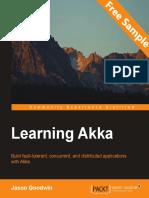 Learning Akka - Sample Chapter