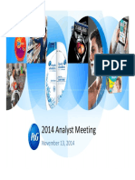 2014 Analyst Meeting - Presentation
