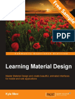 Learning Material Design - Sample Chapter
