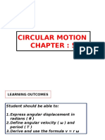 Nota Physics Vol 3 Chap 5 ( Circular Motion )