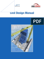 Conlift Civil Design Manual A5