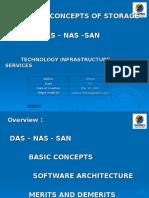 Basic Storage Concepts